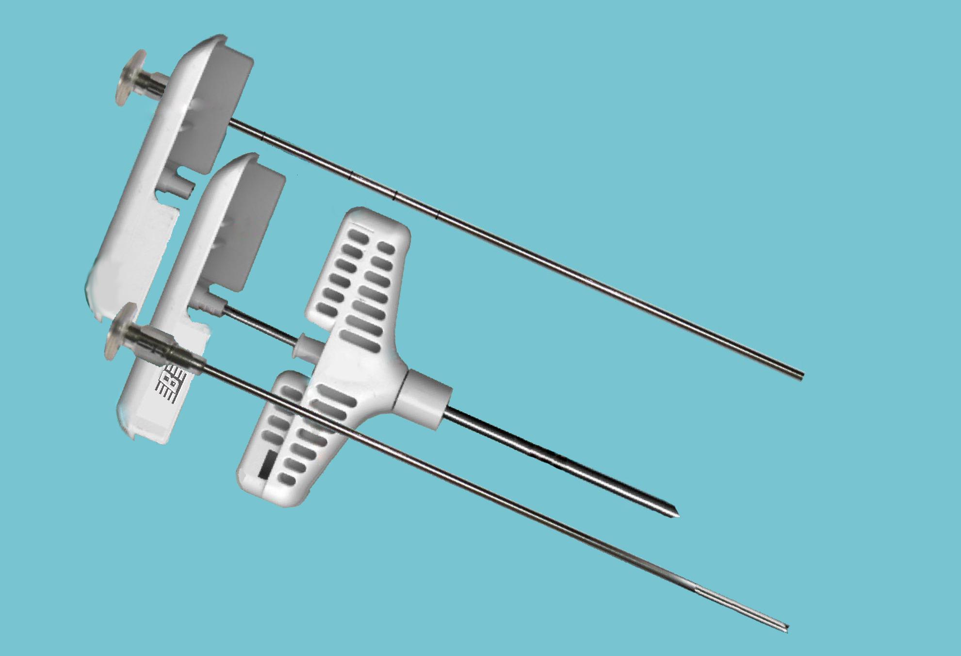 Игла BL2 для костной трепан-биопсии с системой safe-cut